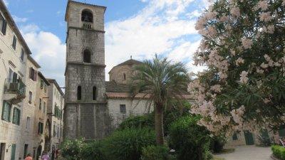 L'église collégiale Ste Marie - Kotor (Monténégro)
