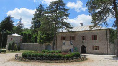 Biljarda - Palais de Peter II Seigneur de Monténégro
