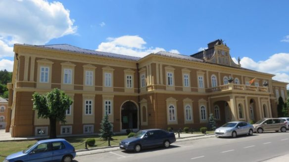 Le musée national de Cetinje - Monténégro