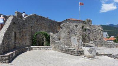 La citadelle de Budva - Monténégro