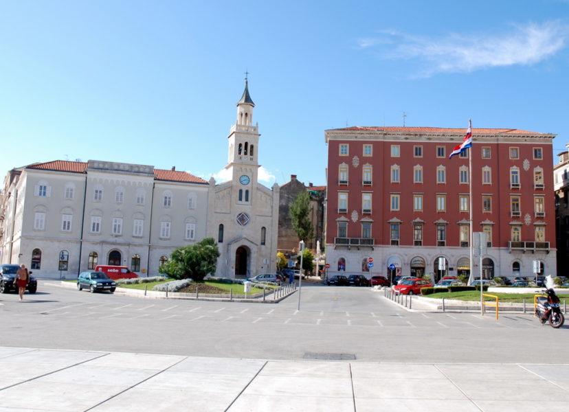L'église St François - Split