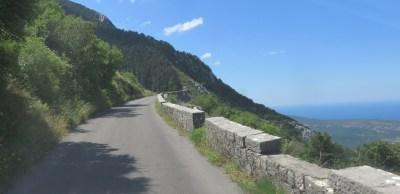 La route Serpentine - Monténégro