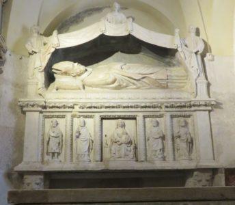 Le tombeau de St Domnius - Split