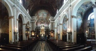 L'église franciscaine Sainte Marie de l'Annonciation - Ljubljana