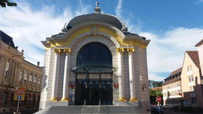 La salle des fêtes de Belfort