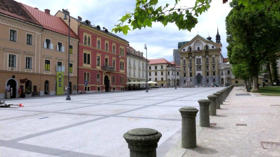 Place du congrès - Ljubljana