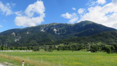 La campagne slovène