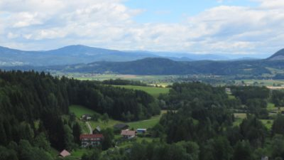 La plaine autrichienne