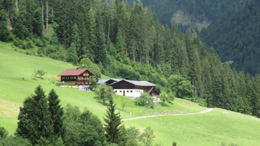 Joli paysage autrichien