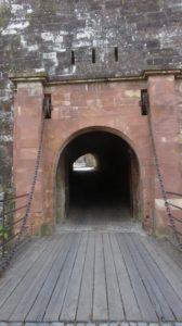 Les tunnels de la citadelle de Belfort