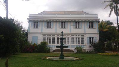 La maison Kichenin à St Denis (Réunion)