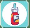 Antibactérien et cicatrisation