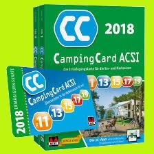 La Campingcard ACSI et le guide