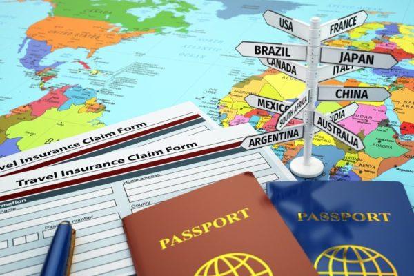 Check-list pour voyager à l'étranger
