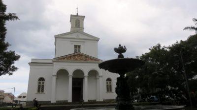 La cathédrale de St Denis (Réunion)