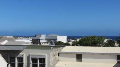 Vue sur St Denis (Réunion) depuis notre Hôtel