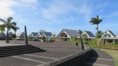 Le parc du Colosse - St André (Réunion)