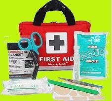 Kit de 1er secours