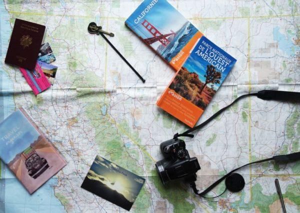 Planning, Itinéraire, Budget et Organisation d'un voyage