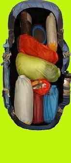 Compartimenter en sous-sacs