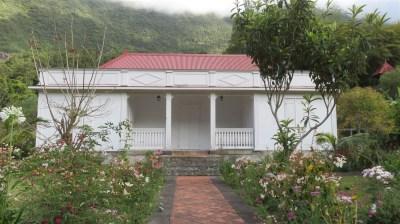 Maison réunionnaise à Hell Bourg
