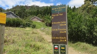 îlet de La Nouvelle - Réunion