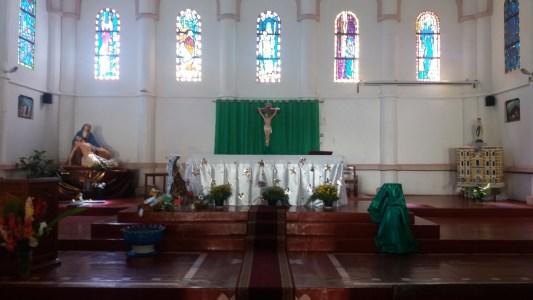 Notre Dame de l'Assomption - Salazie (Réunion)