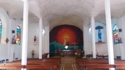 Église Notre-Dame-des-Laves, Sainte-Rose, La Réunion