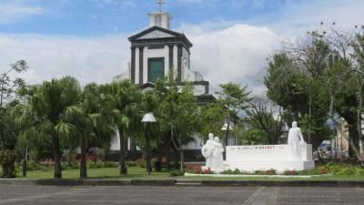 Eglise à Bras Panon - Réunion