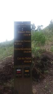 Randonnée de la Roche Merveilleuse - Cilaos