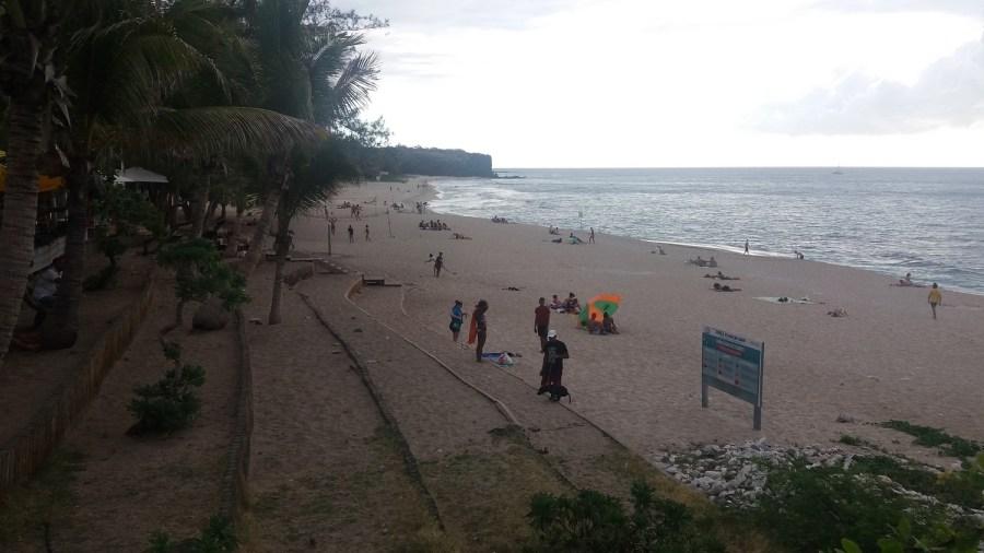 La plage de Boucan Canot - Réunion