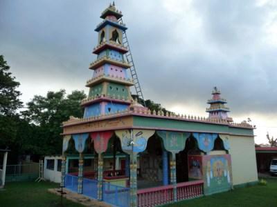 Ashram La maison de l'Inde - St Louis (Réunion)