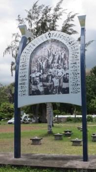 Le cimetière des esclaves - St Paul (Réunion)