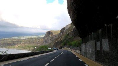 Sur la route du Littoral - Réunion