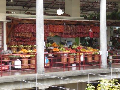 Le Mercado dos Lavradores (Marché) - Funchal
