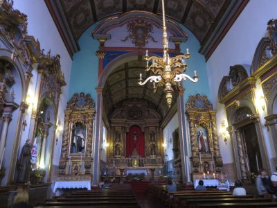 L'église paroissiale de Sao Pedro - Funchal (Madère)