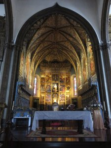 La cathédrale de Funchal - Madère