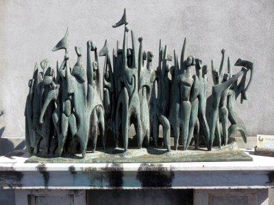 Sculpture au Palace - Jardin Tropical Monte (Funchal)