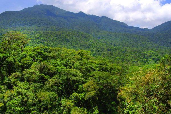 Le volcan Tenorio - Costa Rica