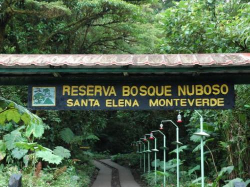 Reserva Bosque Nuboso Santa Elena - Costa Rica