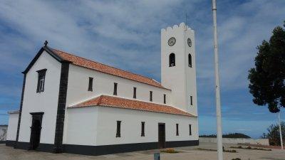 L'église Santa Maria Madalena - Porto Moniz (Madère)