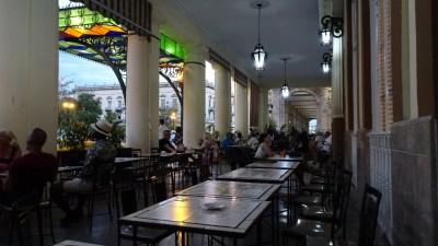 Bar du centre ville de La Havane - Cuba