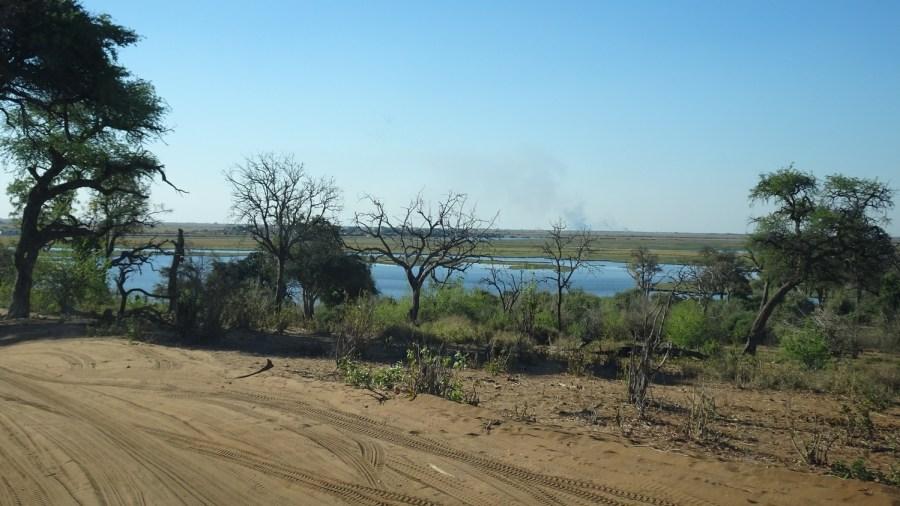 La rivière Chobe - Botswana