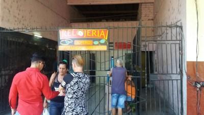 Magasin de réparations bijoux, lunettes... (La Havane - Cuba)