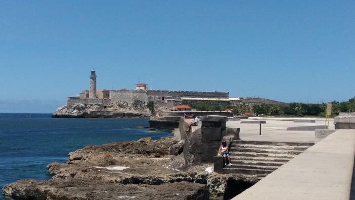 Château de los Tres Santos Reyes del Morro - La Havane (Cuba)