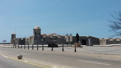 Castillo de San Salvador de la Punta, La Havane - Cuba