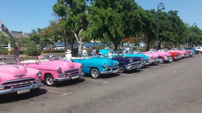 Les belles américaines de La Havane - Cuba