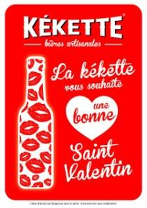 Bière Kekette Red