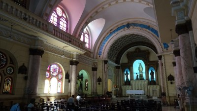 Capilla La Inmaculada de La Havane - Cuba