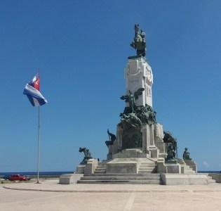 Monument d'Antonio Maceo sur le Malecon - La Havane (Cuba)